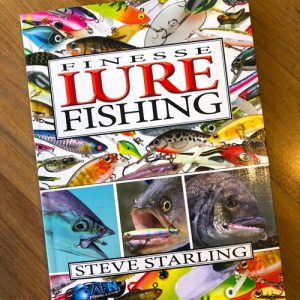 Cover of Finesse Lure Fishing book by Steve Starling