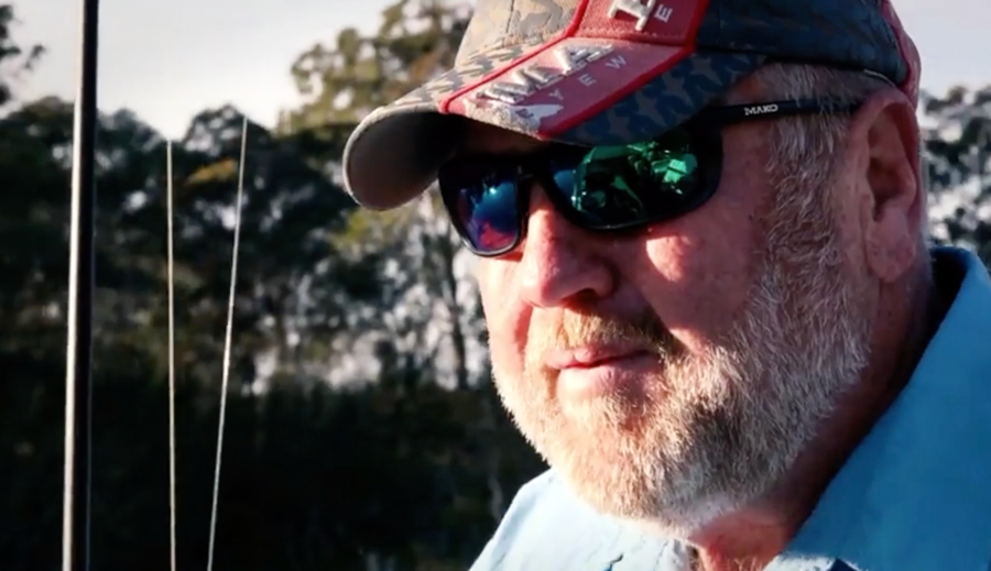 Pete Dugan enjoys A Beer With Starlo — talking about his mid-life career change to become a fishing guide.
